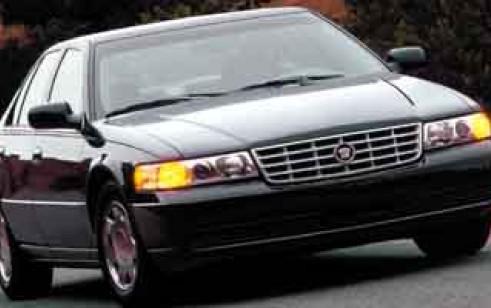 2001 Cadillac Seville Vs Toyota Camry Honda Accord Sedan Bmw 7