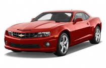 2010 Chevrolet Camaro 2-door Coupe 1SS Angular Front Exterior View