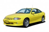 2004 Chevrolet Cavalier 2-door Coupe LS Sport Angular Front Exterior View