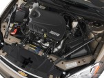2007 Chevrolet Monte Carlo 2-door Coupe LS Engine