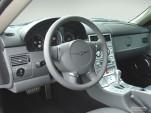 2005 Chrysler Crossfire 2-door Roadster Limited Dashboard