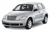 2009 Chrysler PT Cruiser 4-door Wagon Angular Front Exterior View
