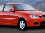 2001 Daewoo Lanos Sport