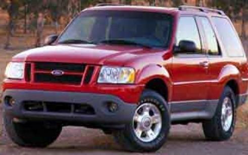 2001 Ford Explorer Sport Vs Jeep Wrangler Jeep Cherokee