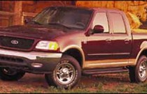 2001 Ford F-150 SuperCrew Lariat