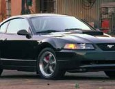 2001 Ford Mustang GT Bullitt Edition