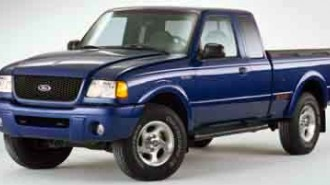 2001 Ford Ranger XL