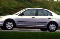 2001 Honda Civic GX