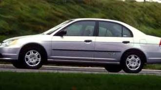 2001 Honda Civic GX