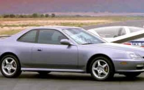 2001 Honda Prelude SH