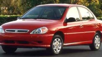 2001 Kia Rio