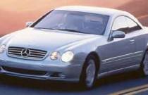 2001 Mercedes Benz CL Class