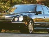 2001 Mercedes Benz E Class AMG