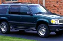 2001 Mercury Mountaineer