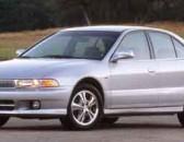2001 Mitsubishi Galant DE
