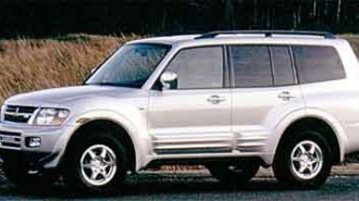 2001 mitsubishi montero sport pictures photos gallery the car connection. Black Bedroom Furniture Sets. Home Design Ideas