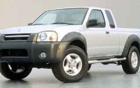 2001 Nissan Frontier 2WD vs Toyota Tacoma, Ford Ranger ...