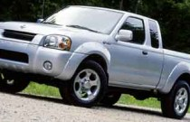 2001 Nissan Frontier 4WD XE