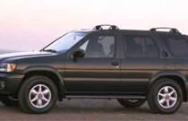 2001 Nissan Pathfinder XE