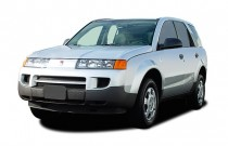 2005 Saturn VUE 4-door FWD Auto Angular Front Exterior View