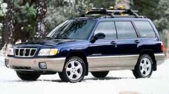 2001 Subaru Forester S
