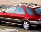 2001 Subaru Impreza Wagon Outback Sport