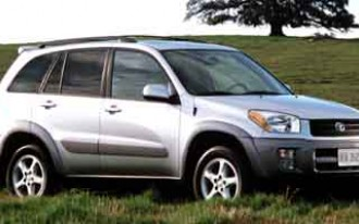 Transmission Woes Prompt Warranty Extension On Toyota RAV4 Models