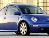 2001 Volkswagen New Beetle GLX