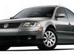 2001 Volkswagen New Passat GLS