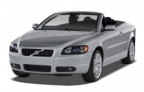 2008 Volvo C70 2-door Convertible Auto Angular Front Exterior View