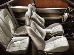 2001 Acura Integra two-door interior