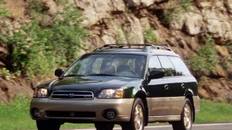 2001 Subaru Outback H6-3.0 L.L. Bean Edition