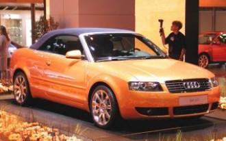 2001 Frankfurt Auto Show IV