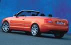 Audi A4 Cabriolet to make a comeback?