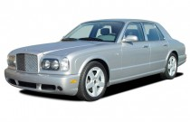 2005 Bentley Arnage 4-door Sedan T Angular Front Exterior View