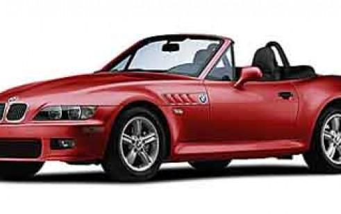 2002 Bmw Z3 Series 2 5i