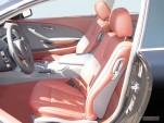 2006 BMW 6-Series 650Ci 2-door Coupe Front Seats