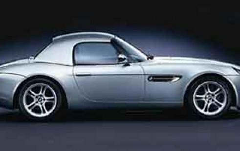 2002 BMW Z8-Series