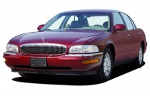 2003 Buick Park Avenue 4-door Sedan Angular Front Exterior View