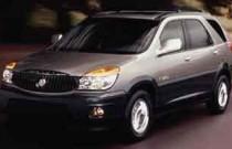 2002 Buick Rendezvous CXL