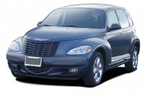 2003 Chrysler PT Cruiser 4-door Wagon GT Angular Front Exterior View