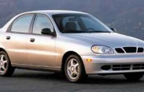2002 Daewoo Lanos S