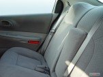 2004 Dodge Intrepid 4-door Sedan SE Rear Seats