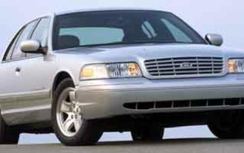 2002 Ford Crown Victoria Vs Its Compeion