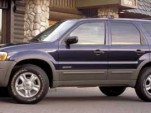 2002 Ford Escape XLS Value