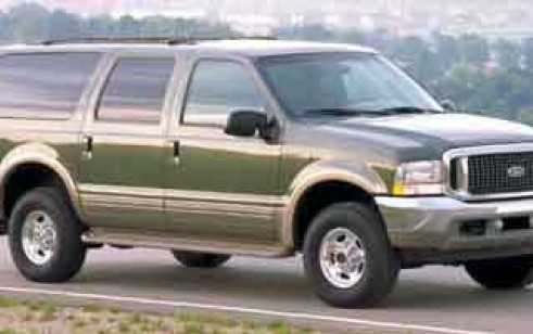2002 ford excursion vs lincoln navigator ford expedition jeep grand cherokee gmc yukon. Black Bedroom Furniture Sets. Home Design Ideas