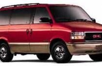 2002 GMC Safari Passenger