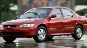 2002 Honda Accord Sdn EX