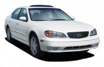 2004 Infiniti I35 4-door Sedan Luxury Angular Front Exterior View