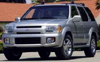 Recall Alert: Nissan Pathfinder, Infiniti QX4